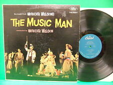 Music From The Music Man Meredith Wilson 1957 LP Capitol T 991 Contest Pressing