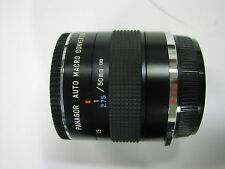 Panagor Auto Macro Converter fits Olympus OM models Good condition