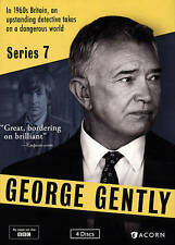 George Gently, Series 7, Season 7, (4-Disc DVD Set), NEW, Sealed, Fast Shipping!