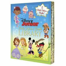 Disney Junior Little Golden Book Library (Disney Junior) (2013, Hardcover /...
