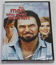 The Man Who Loved Women (DVD, 2002) Burt Reynolds, Julie Andrews, Kim Basinger