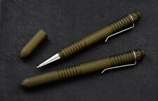Rick Hinderer Knives Extreme Duty Pen - Aluminum OD Green - Authorized Dealer