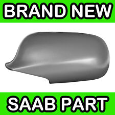 Saab 9-3, 9-5 (-2009) Left Hand Wing Door Mirror Back Cover / Casing