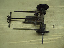 2003 03 SKI DOO SUMMIT 800 HO MXZ X ROTAX SUSPENSION SPRING SPRINGS BOGIE WHEELS