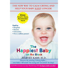THE HAPPIEST BABY ON THE BLOCK - NEW SEALED DVD
