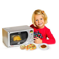 Casdon DeLonghi Microwave Compact Childrens Toys Games Oven Plastic Food Cook