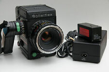 Rollei Rolleiflex 6008 Professional Medium Format Camera with 80mm F/2.8 PQ Lens