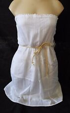 "NWT! Women's Volcom Dress Strapless Summer Beach ""Sail to the Stone"" dress $55"