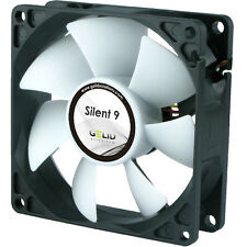 GELID Solutions Silent 9 92mm Ventola In Custodia 1500 RPM,31.3 CFM,20.0 dBA
