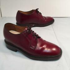 Men's  Cordovan  Oxfords  Sz. 6  Made  in ENGLAND  Unbranded