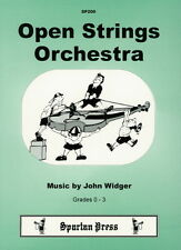 Open Strings Orchestra String Orchestra Widger