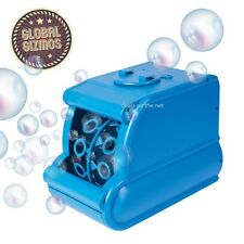 Kids Battery Bubble Machine Maker Blower Fun Garden Children Birthday Party Toy
