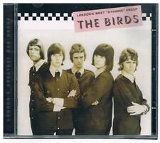 "Birds-Rare UK 60's Beat,(m.""Ron Wood(Roll.Stones+Kim Gardner(Creation)CD-Neuware"