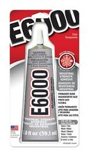 NEW! ECLECTIC E-6000 Amazing Adhesive 2 oz. Precision Tip 237032