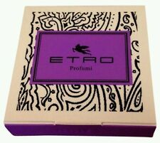 PATCHOULY ETRO EDT 8.5ML VIALS LUXURY PACK NEW