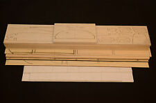 1/4 Scale PIPER J3 CUB TRAINER Laser Cut Short Kit & Plans 108 in. wing span
