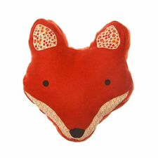 CUSHION PADDY THE FOX VINTAGE DITSY FLORAL PATTERN WITH INNER