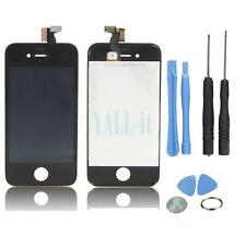 LCD Touch Screen Assembly Digitizer Glass Lens for iPhone 4 A1332 GSM Black A+++