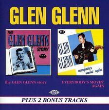 Glen Glenn - Story / Everybody's Movin' Again [New CD] UK - Import
