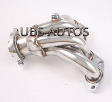 Stainless Steel Exhaust Manifold Header Fits Honda Civic Coupe 1.7L EM2 SOHC