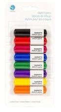 8 penne colorate per Plotter Cameo, Portrait e Curio