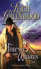 Forever and Always-Leigh Greenwood-2015 Cactus Creek novel #3-Combined shipping