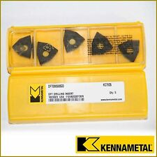 DFT 090508GD KC7935 KENNAMETAL *** 10 INSERTS *** FACTORY PACK ***