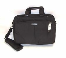 HP Dell Sony Black Messenger bag  13 14 15 inch Laptop Notebook Surface Macbook