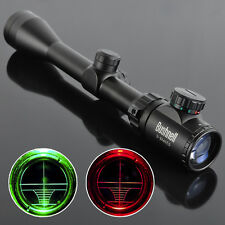 3-9x40 Riflescopes Tactical Air Rifle Optic Spotting Scope For Hunting Camping H