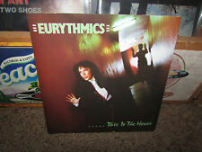 "EURYTHMICS - THIS IS THE HOUSE  7"" 45 UK PRESS PIC SLEEVE PICTURE"