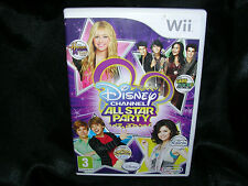 DISNEY Channel: all Star Party, NINTENDO WII GIOCO, Trusted NEGOZIO EBAY