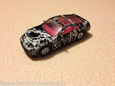 Matchbox JDM Used 1990 Nissan 300ZX-T Fairlady Black Diecast Model Car Loose