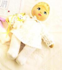 MY CHILD / BABY BORN  -  doll knitting pattern