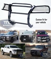 2003-2006 Chevy Silverado 1500 Grill Brush Guard Black Powder Coat