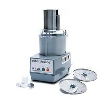 NEW ROBOT COUPE 3/4 HP COMBINATION FOOD PROCESSOR R100 R101