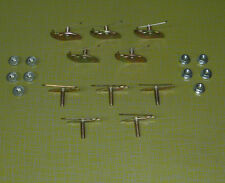Ford Mercury Side Moulding Clips - New - Trim Fasteners