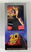 24 - Season 4  ( in large 20th century box case ) 7 Disc Set DVD Box set - NEW !