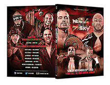 Official ROH Ring of Honor - Reach For The Sky UK Tour 2016 : London Event DVD