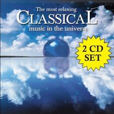 Most Relaxing Classical Music In The Universe (2005, CD NEUF)