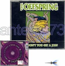 "THE OFFSPRING ""WHY DON'T YO"" CDsingle 4 tracks - SEALED"