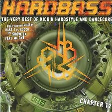 Hardbass 12 - 2CD MIXED - HARDSTYLE HARD TRANCE