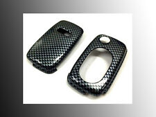 Carbon Fiber Style Remote Key Case For Audi A2 A3 A4 A6 TT RS RS4 S3
