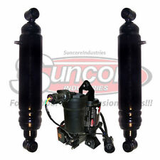 03-06 Cadillac Escalade ESV Rear Suspension to Passive Air Shocks and Compressor