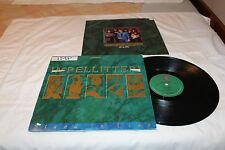 Impellitteri Gold Stamp Promo LP with Original Record Sleeve-STAND IN LINE