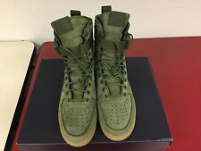 Nike Special Field Air Force 1 859202-339 SF AF1 olive green nikelab Size 9.5
