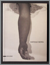 Arte Concettuale SANTIAGO SIERRA Una Persona 2005 Cavallucci Jimenez