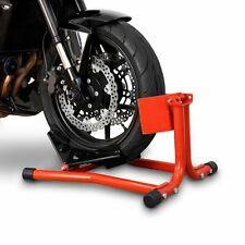 Motorcycle Paddock stand front rear wheel for transport truck trailer mini van