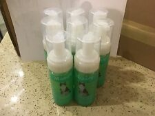 Whisker City Cat Condition Waterless Foaming Shampoo Herbal Mint 8 bottles