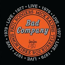 Bad Company-Bad Company live in concert 1977 & 1979 DOUBLE CD NEUF
