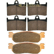 FRONT REAR BRAKE PADS YAMAHA R1 YZFR1 YZF-R1 2002 2003 FRONT REAR BRAKE PADS